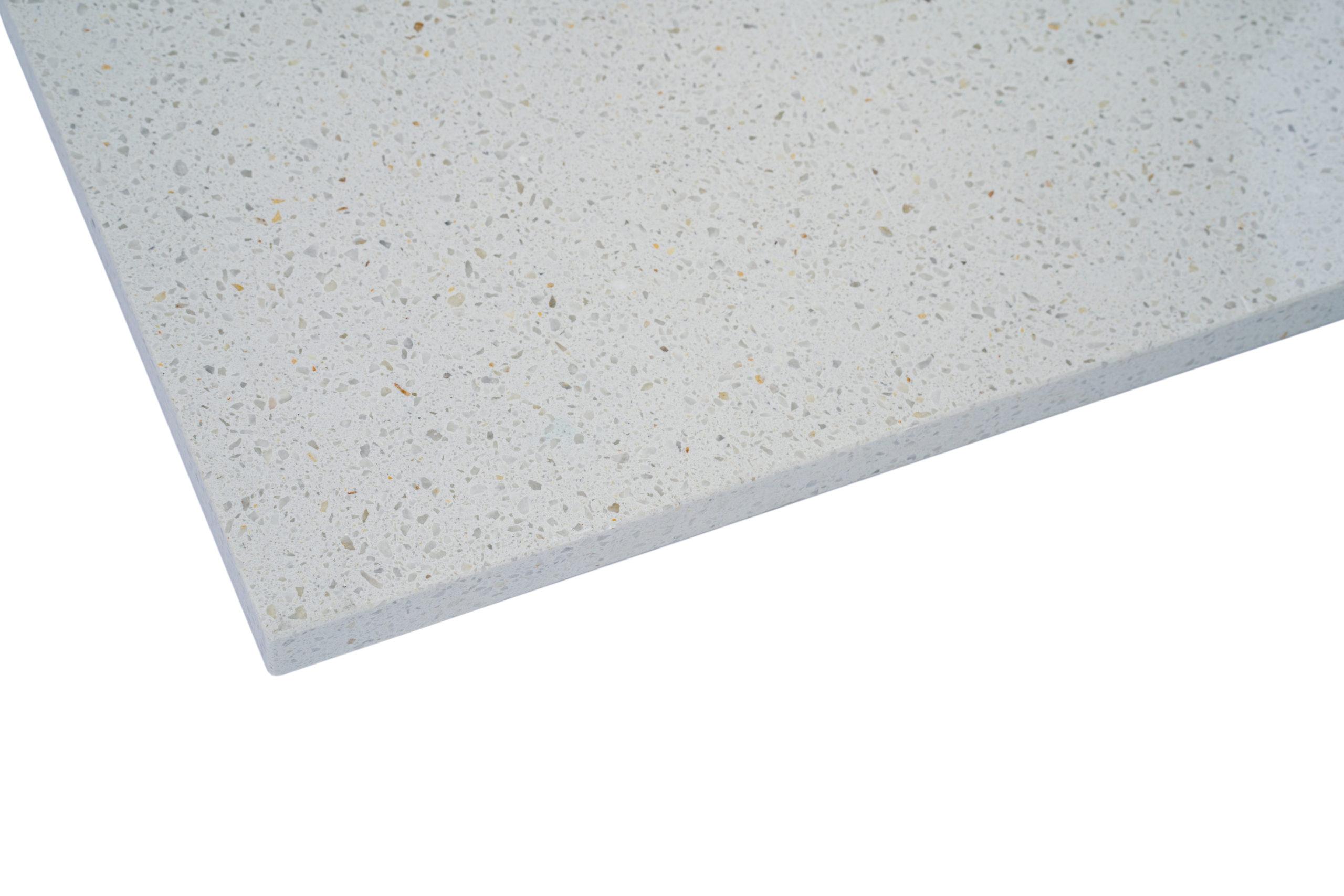 Fehér márvány agglomeárt